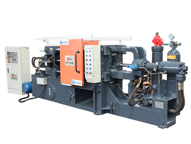 The productivity of die casting machines