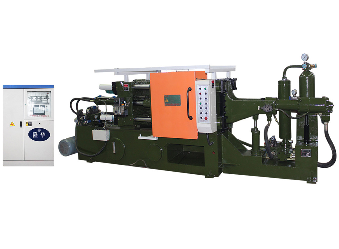 magnesium alloy die casting machine